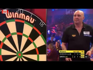 Jeff Smith vs Gary Robson (BDO World Darts Championship 2015 / Round 2)