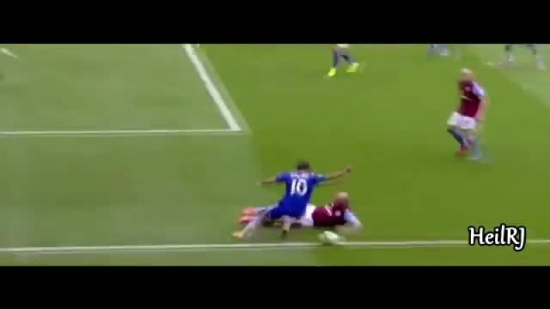 Eden_Hazard_vs_Alexis_Sanchez_●_Who_Is_The_King_of_London_●_HeilRJ__Rom7ooo