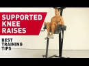 Supported Knee Raises Technique FitABS Exercise Guide