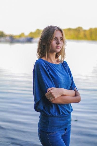 Анна Оспанова, Киев, Украина