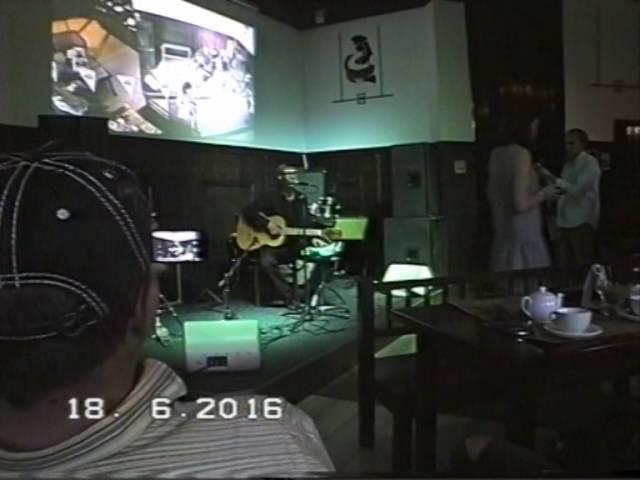 Владимир Бурдин Прощальная акустика 18 06 2016