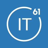 Логотип Ростовское IT-сообщество (IT61)
