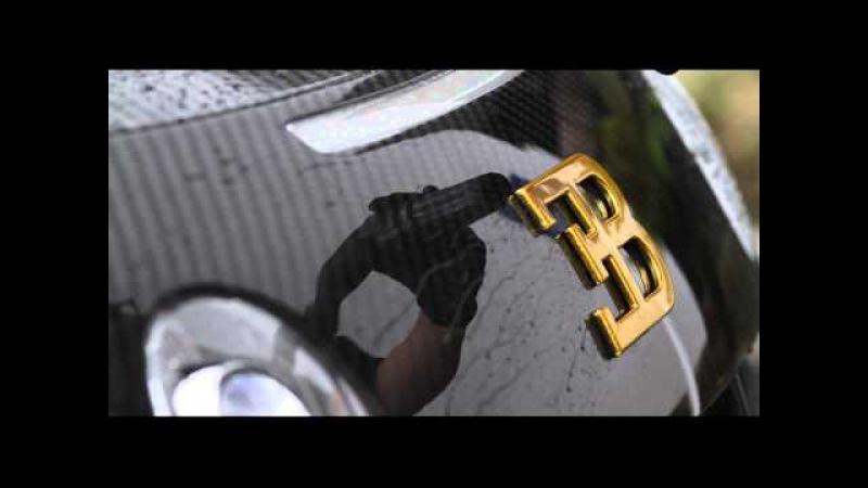 Lucci Elite Detail - Manny Khoshbins Mansory Bugatti