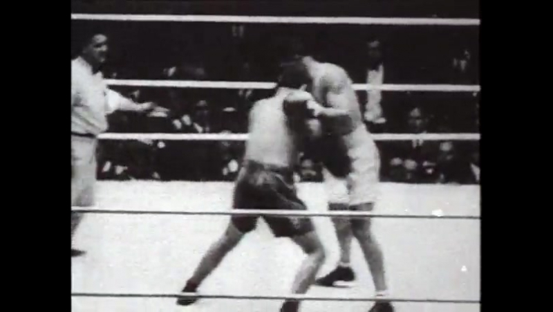 1923 09 14 Jack Dempsey vs Luis Firpo NYSAC World Heavyweight Title