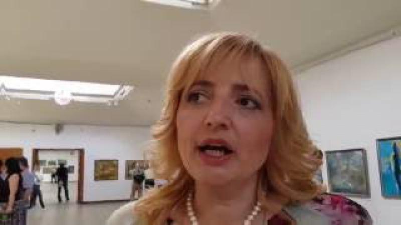 2 частина: Славські пленери. Інтерв'ю з Оксаною Ареф'євою.