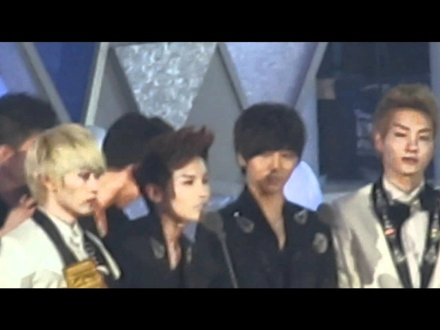 YeWook moment 2011