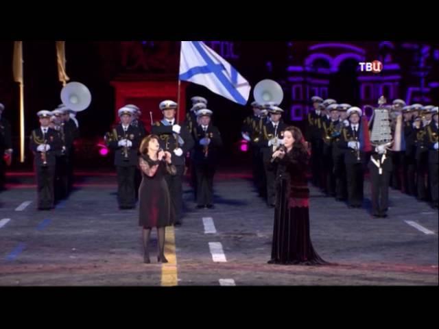 Тамара Гвердцители и Мирей Матьё Вечная любовь Спасская Башня 2016