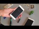 Замена кнопки, сканера отпечатка пальцев Meizu M3s mini, M3 Note