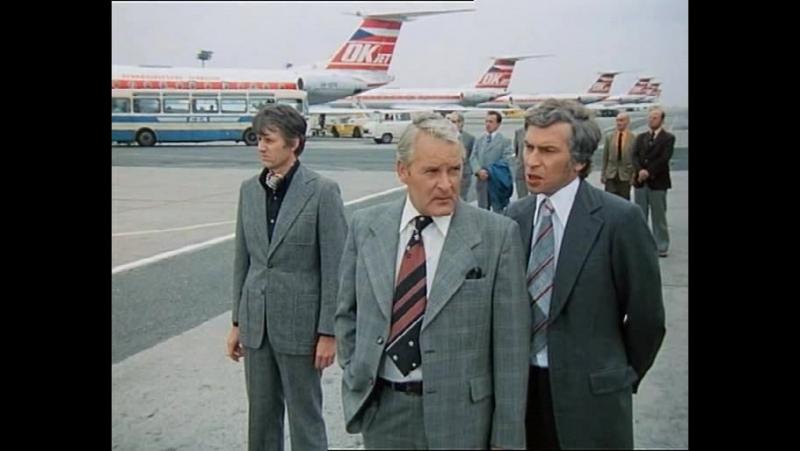 30 случаев майора Земана 29 я серия 1974 1979 ЧССР