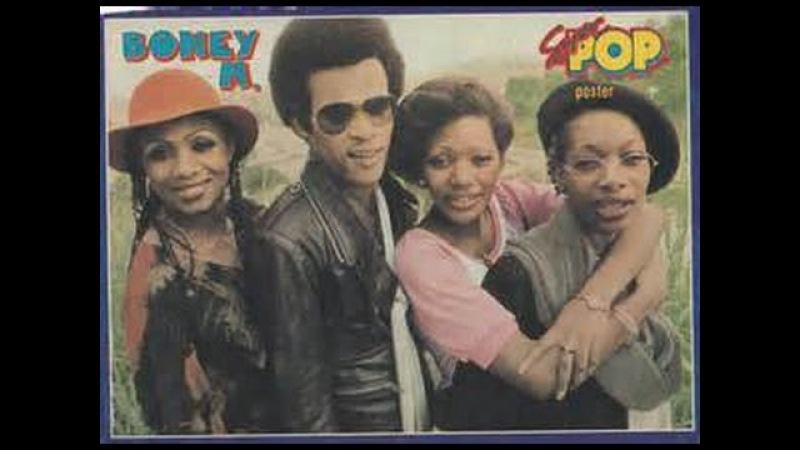 Boney M ~ One Way Ticket (HQ)