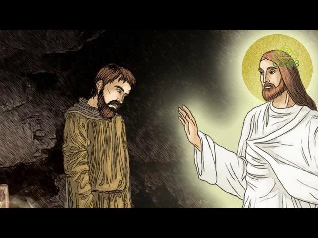 Мульткалендарь. 14 февраля - Преподобный Вендими́ан, пустынник Вифини́йский
