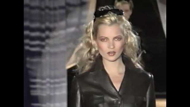 Gianni Versace Fall 1996 Fashion Show (full pt.1)