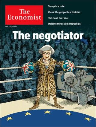 The Economist - April 1, 2017
