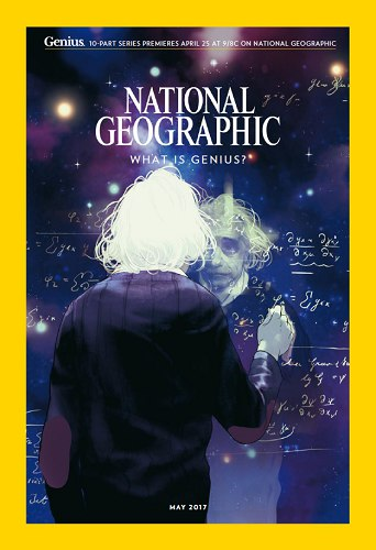 National Geographic USA May 2017