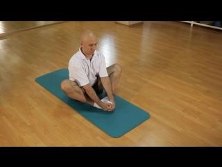 Лечебная щадящая гимнастика для позвоночника