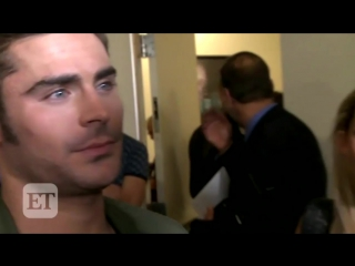 Exclusivezac efron on staying baywatch fit breaking paris jacksons heartill make it up to her