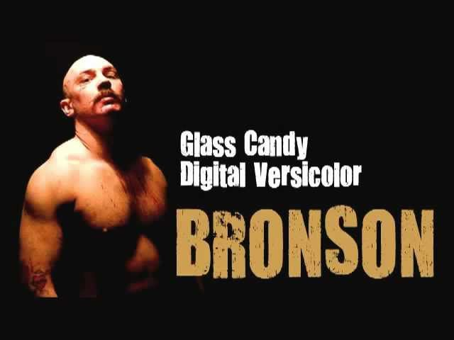 Glass Candy Bronson Theme Song