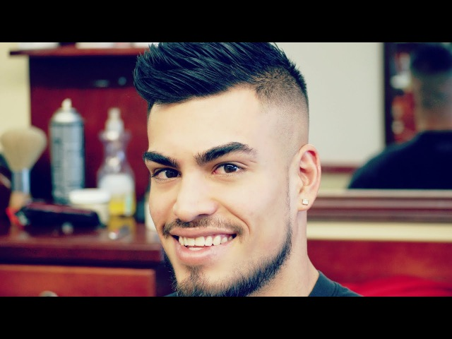Barber Tutorial: How to Style a Fohawk