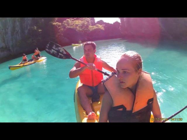 Филиппины 2016 Боракай Себу Бохоль Эль Нидо Порт Бартон