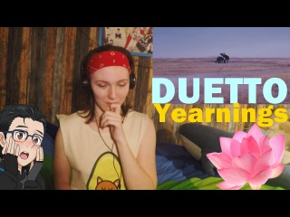 DUETTO - Yearnings (그리움 끝에) [MV Reaction]