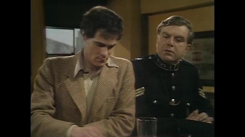 Лорд Питер Уимзи Пять отвлекающих маневров 2 серия Англия Детектив 1975