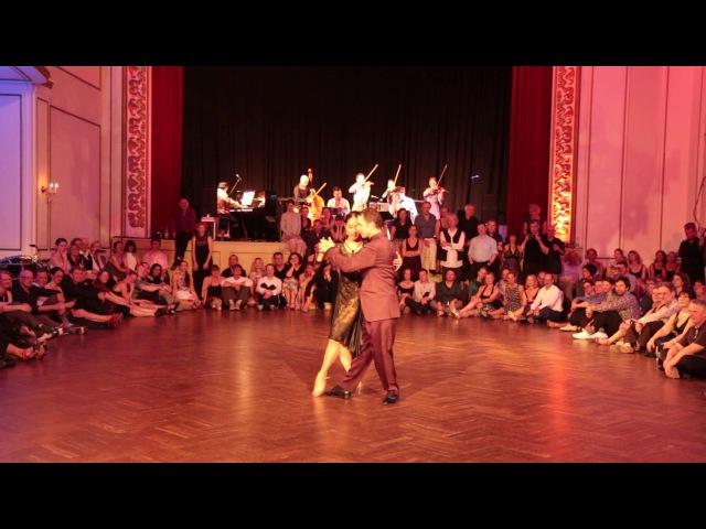 Michelle Marsidi Joachim Dietiker I TangoFest Dresden 2017