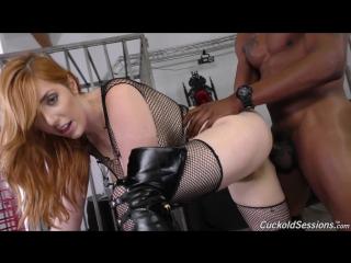 Lauren Phillips [HD 1080p, all sex, ANAL, DP, big tits, interracial, new porn 2017]