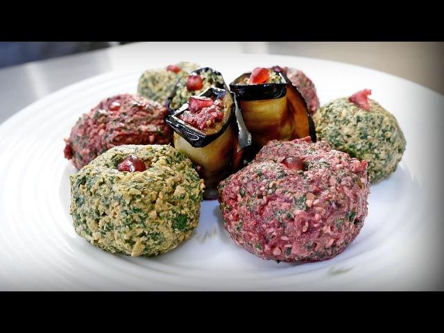 Рецепт пхали Грузинская острая закуска на основе орехов