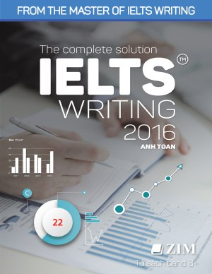 1toan anh the complete solution ielts writing 2016