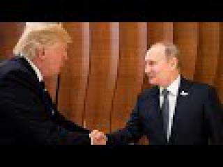 First handshake: Trump and Putin meet at G20 summit