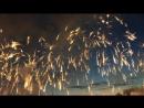 АлыеПаруса2017 салют светопиротехническоешоу