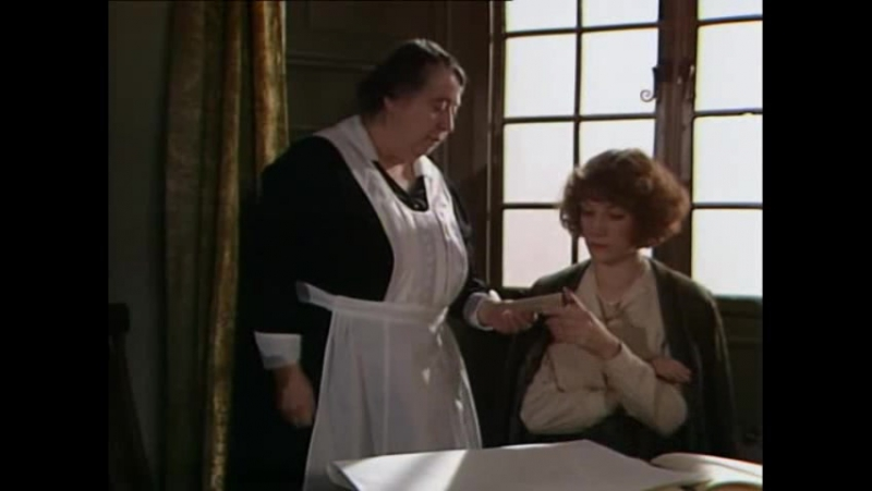 Лорд Питер Уимзи Возвращение в Оксфорд 3 серия Англия Детектив 1987