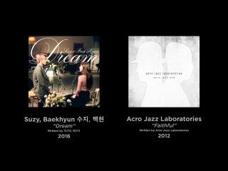 "Suzy & Baekhyun's ""Dream"" vs. Acro Jazz Laboratories' ""Faithful"""