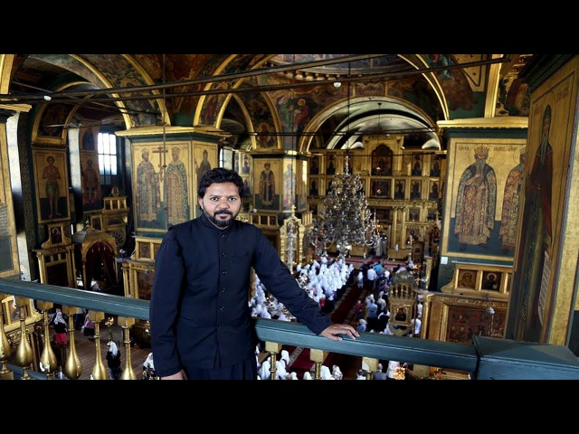 Интервью старообрядческого священника о Кирила Амер Шахзад