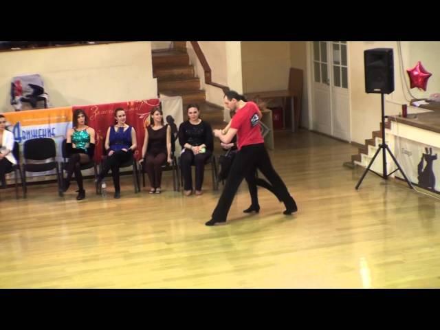 ЧМ 2015 DnD Star Slow 2-е место №183-Свителёв Александр - №317-Егорова Екатерина