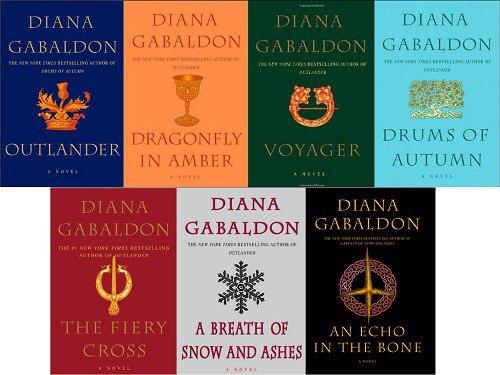 1-Outlander - Diana Gabaldon