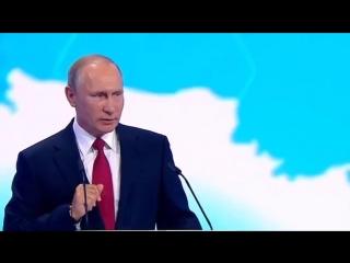 ПУТИН провел Всероссийский Открытый Урок на 1 сентября, форум «ПроеКТОриЯ» видео ()(1)