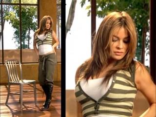 Carmen Electra. Aerobic Striptease. lp-Dance 2003 DVDRip-AVC