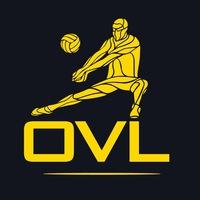 Логотип Волейбол в Челябинске. Игры, турниры, тренировки