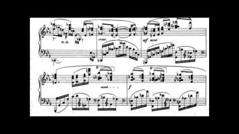 Carlos Guastavino Sonatina for Piano 1947 Score Video
