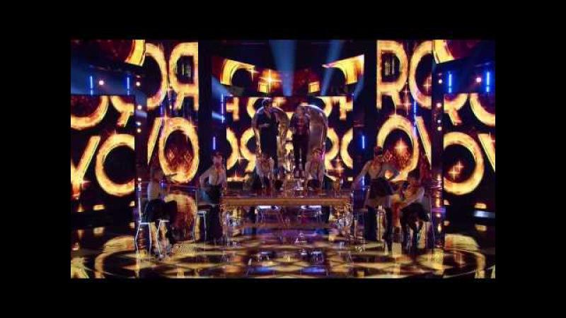 Caroline Pennell Tessanne Chin Performance: Royals