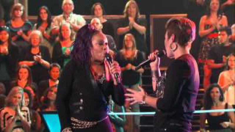 Donna Allen vs. Tessanne - Chin Next to Me
