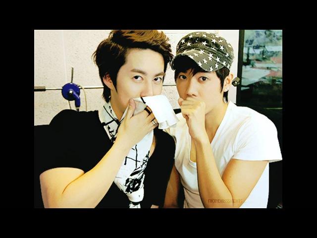 SS501 KyuJun Couple ^.^ - Kim Kyu Jong, Kim Hyung Jun