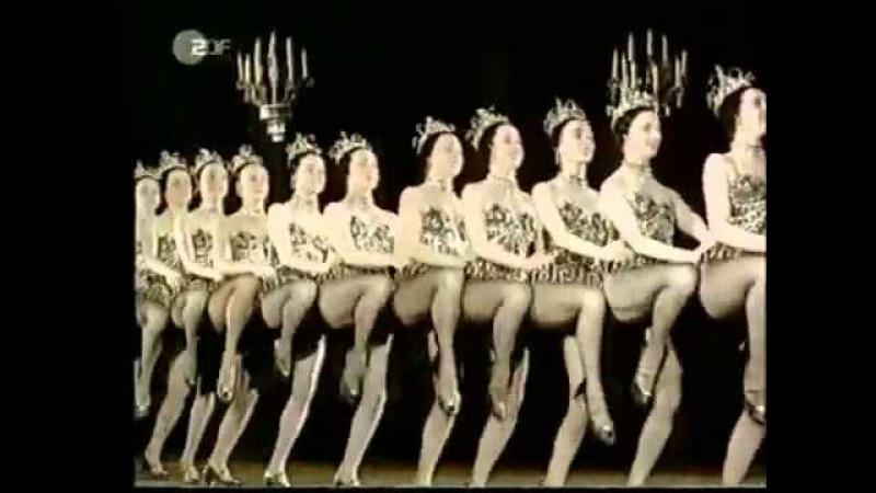 Tiller Girls of London 1958