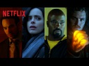 Marvel s The Defenders San Diego Comic Con Netflix