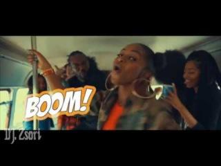 Kideko n George Kwali - Nadia Rose & Sweetie Irie - Crank It, Woah! (2016) Denis First Remix