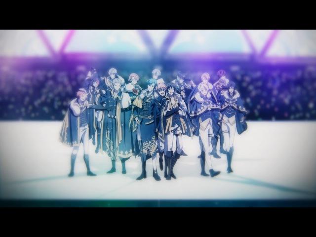 【GAME】B-PROJECT『Muteki Dangerous』OPENING