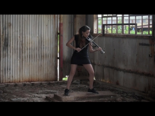 Despacito (Luis Fonsi ft. Daddy Yankee) - Electric Violin Cover - Caitlin De Ville