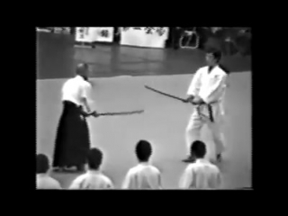 Shioda gozo aikido