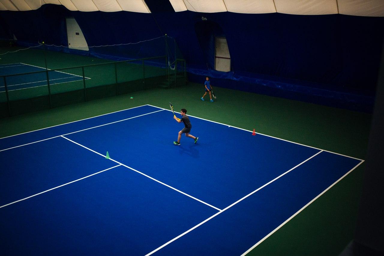 Профессиональная теннисная школа Дмитрия Турсунова в Новосибирске